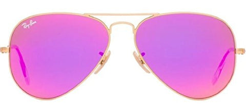 Ray-Ban Aviator Sunglasses - Matte Gold