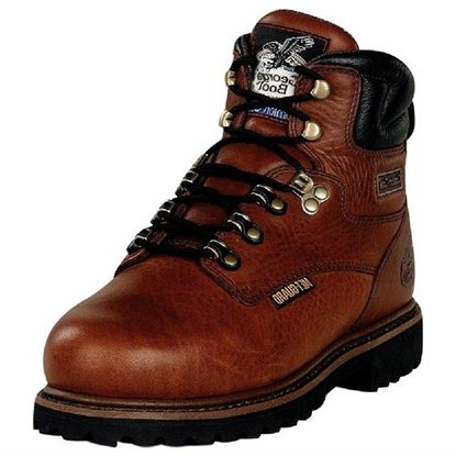 Georgia Boot Men's G63 6' Safety Toe Metatarsal Comfort Core Welt
