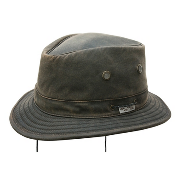 Conner: Hiker Hat Brown