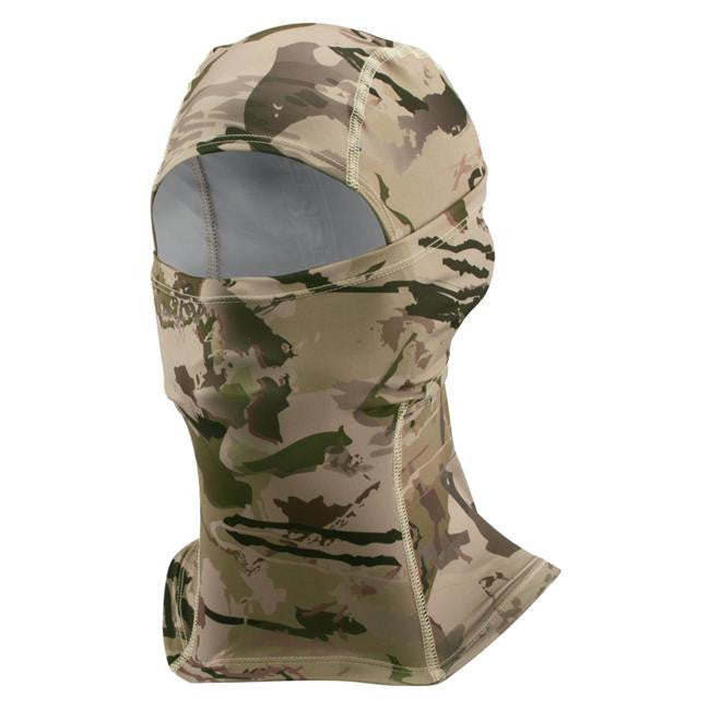 Under Armour: Men's UA Camo HeatGear Hood