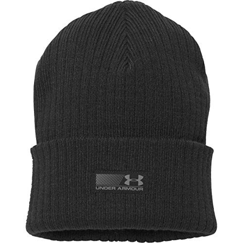 Men's Under Armour Truck Stop Beanie - Black