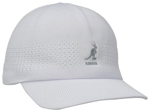 Kangol Men's Ventair Space Cap White