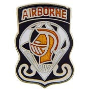 "PINS- ARMY, GOLDEN KNIGHTS PARATROOPER TEAM (1"")"