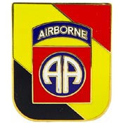 "PINS- WWII, 082ND A/B, INV. (1"")"