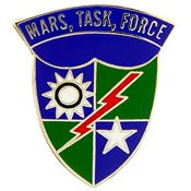 "PINS- ARMY, MARS, TASK FORCE (1"")"