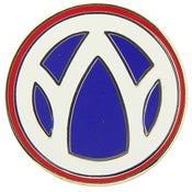"PINS- ARMY, 089TH INF.DIV. (1"")"
