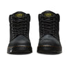 Dr. Martens Mens Winch Safety Toe - Dark Brown