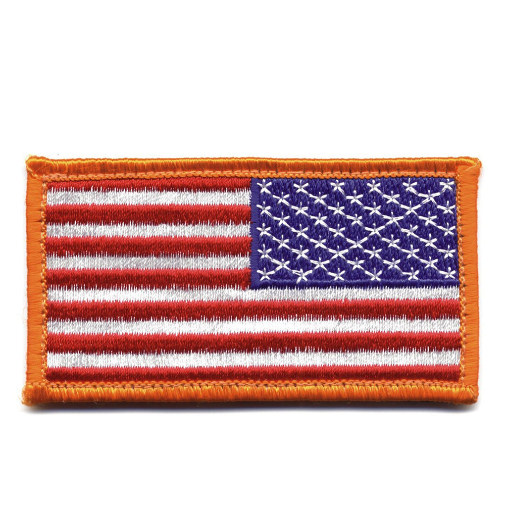 Rothco Patches: American Flag Reverse Patch