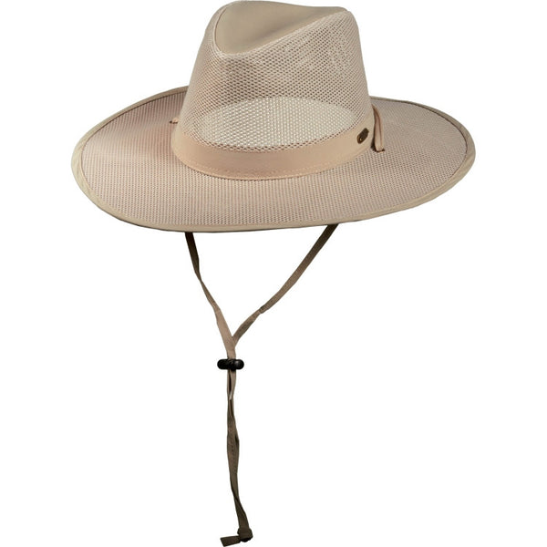 Stetson Hats: No Fly Zone Big Brim Safari Khaki