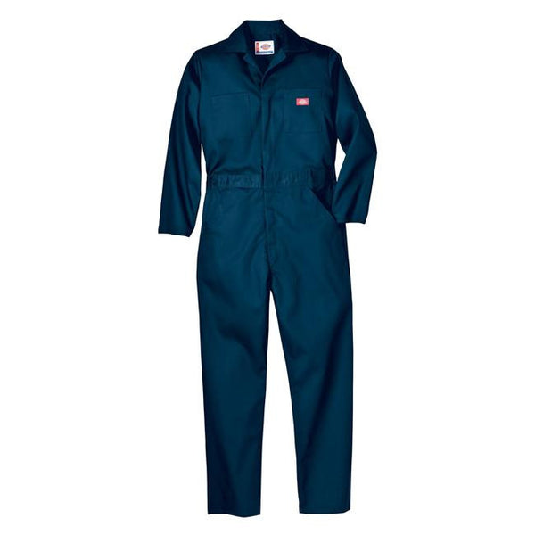 Dickies Basic Coveralls Dark Navy Blue