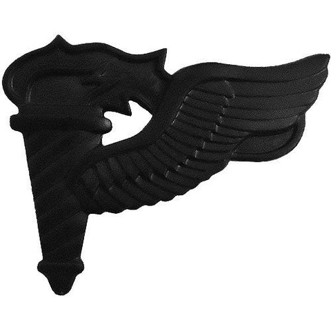 Army Badge: Pathfinder - Black