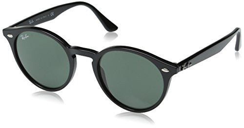 Ray-ban Square 50 Mm Sunglasses - Black