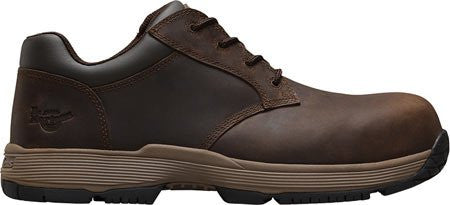 Dr. Martens Linnet Non-metallic Safety Toe - Brown