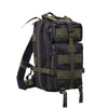 Rothco Bags: Medium Transport Pack Black / OD