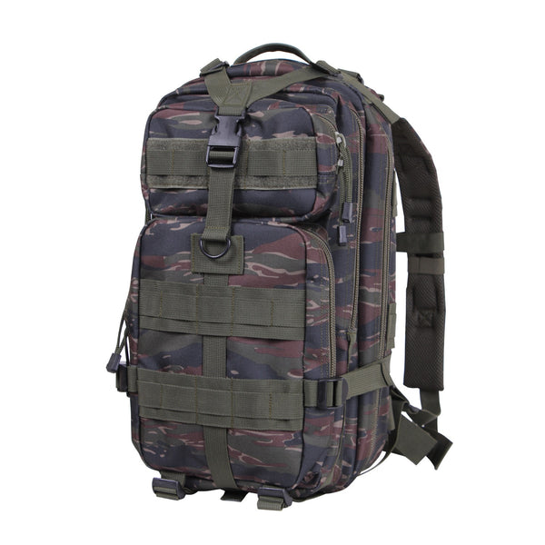 Rothco Bags: Medium Transport Pack Tiger Stripe