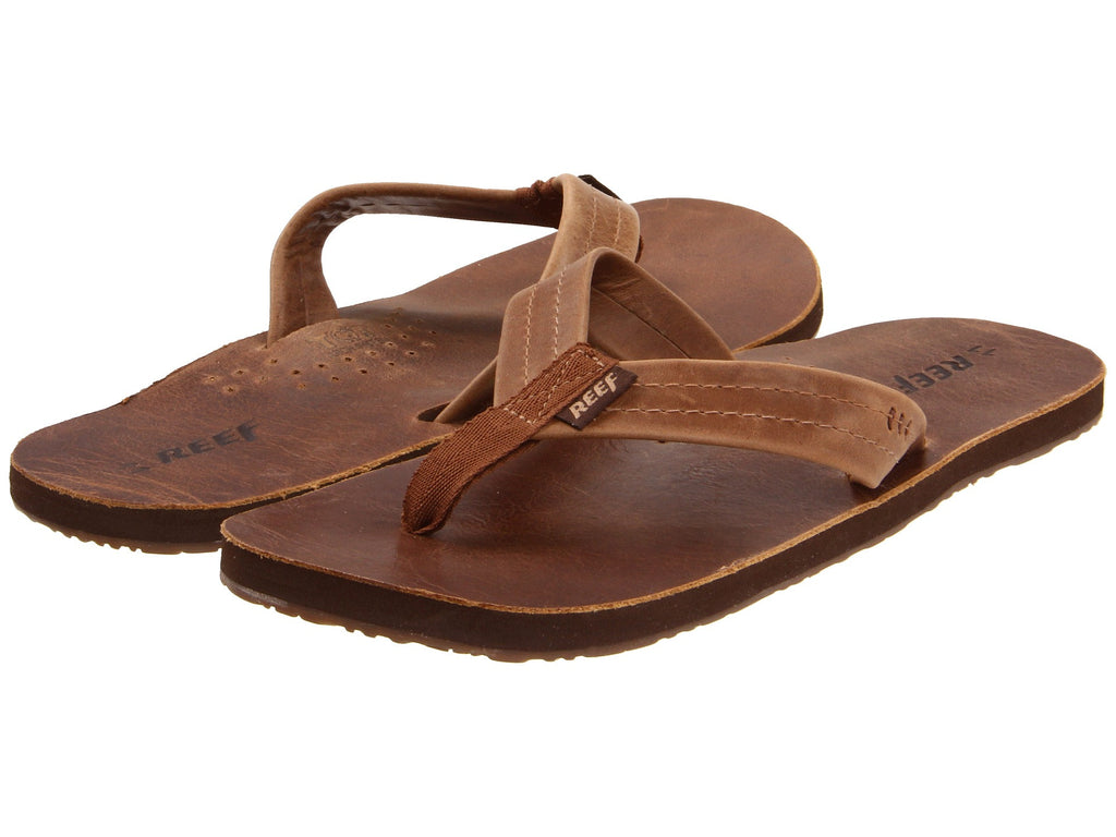 Reef Men's Draftsmen Flip Flop - Bronze / Brown