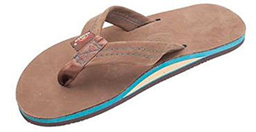 Rainbow Sandals 301 Blue Men's Expresso