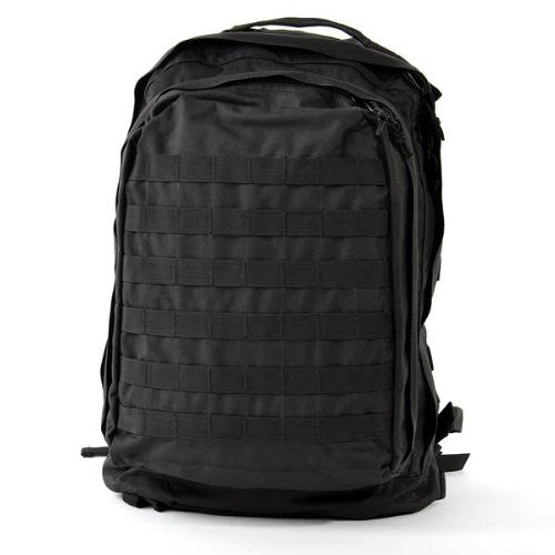 Rothco Molle Ii 3-day Assault Pack, Black