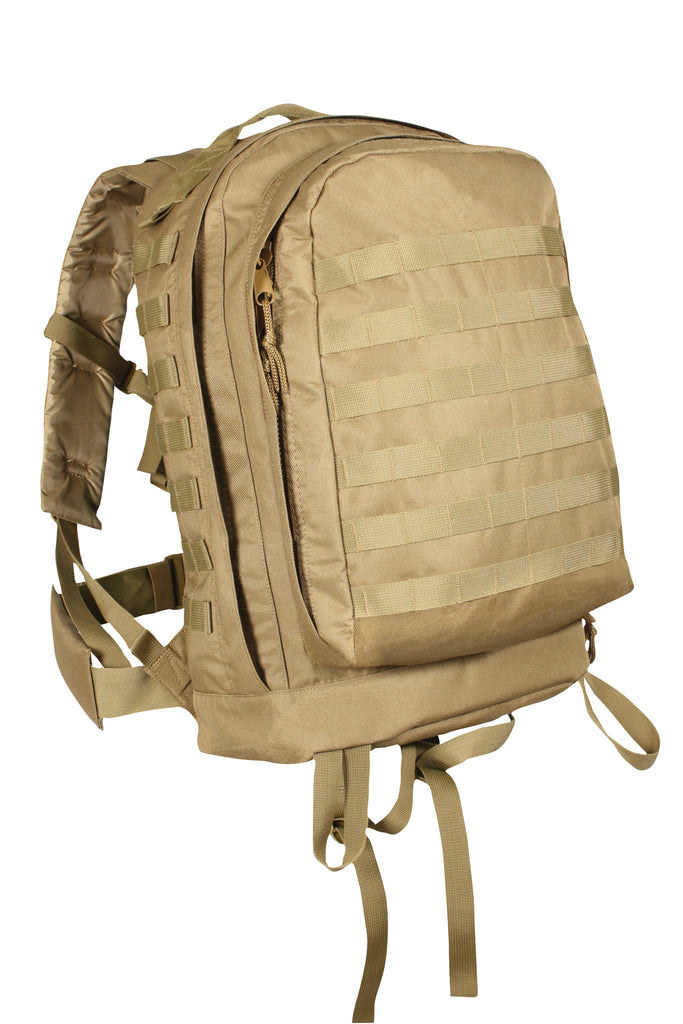 Rothco Bags: MOLLE II 3-Day Assault Pack