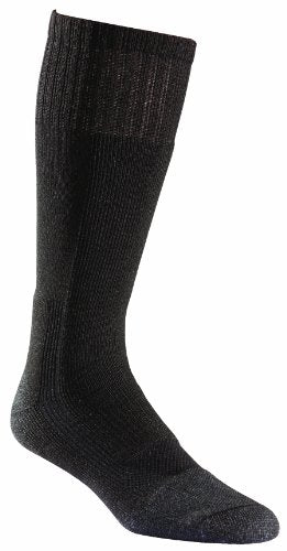FOX RIVER MAXIMUM MID-CALF BOOT SOCKS - Black
