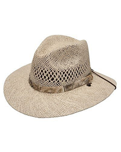 Stetson Men's Costner Straw Hat