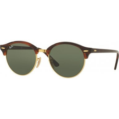 Ray-Ban 990 Tortoise Clubround Sunglasses