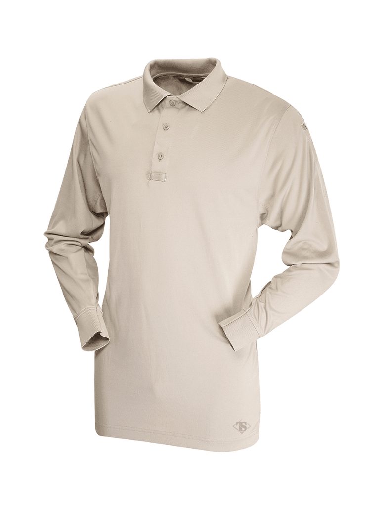 TruSpec Shirts: Men's 24-7 Series  Long Sleeve Performance Polo