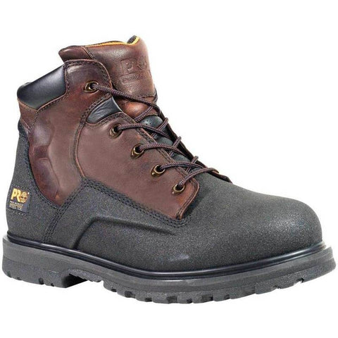 Timberland Pro Men's Powerwelt Waterproof Steel Toe Work Boots