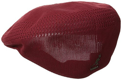 Kangol Men's: Tropic Ventair 504 Cap- Cardinal
