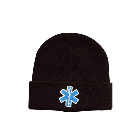 EMS + EMT Rothco Cap: 'Star Of Life' Watch Cap
