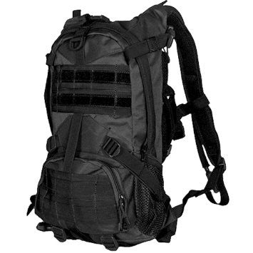 Fox Bags: Outdoor Elite Excursionary Hydration Pack - Black