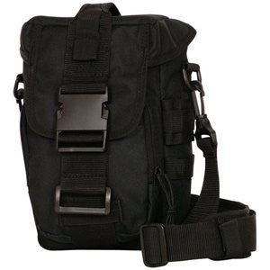 Fox Outdoor Products Modular Tactical Shoulder Bag - Black