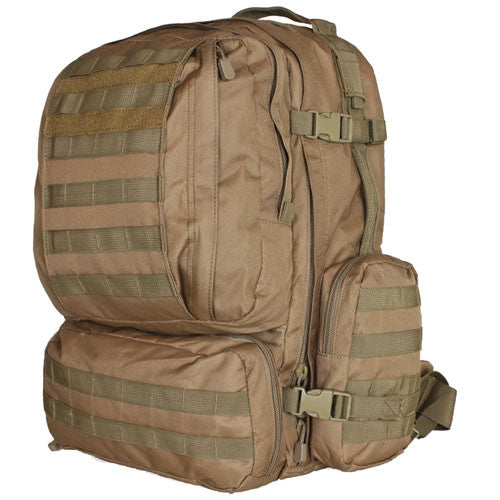 Fox Bags: Advanced 3-Day Combat Pack Coyote