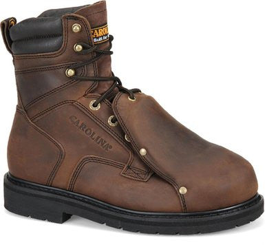 "Carolina Men's External Metatarsal 8"" Work Boots"