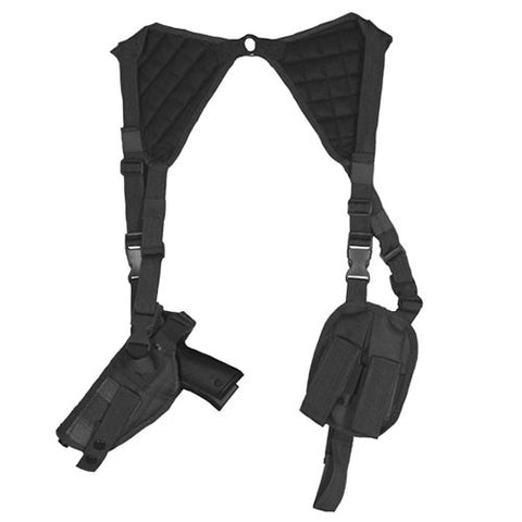 Fox Holster: Advanced Tactical Shoulder Holster Black