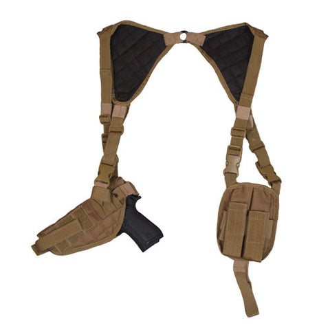 Fox Holster: Advanced Tactical Shoulder Holster Coyote