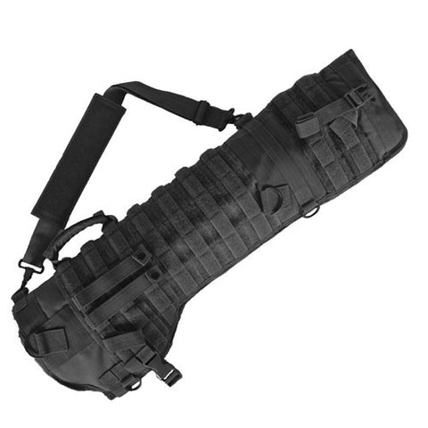 Fox Case: Tactical Assault Rifle Scabbard Black