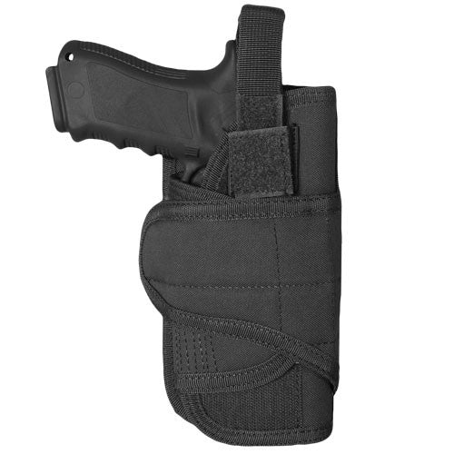 Fox Holster: Cyclone Vertical Mount Modular Right Hand Black