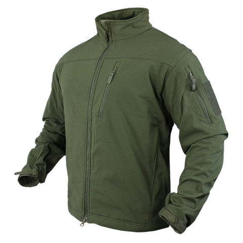 Condor Jacket: Phantom Soft Shell Jacket - OD