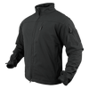 Condor Jacket: Phantom Soft Shell Jacket - Black