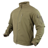Condor Jacket: Phantom Soft Shell Jacket - Tan