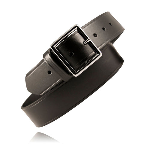 "Boston Leather 1-3/4"" Garrison Duty Belt Black"