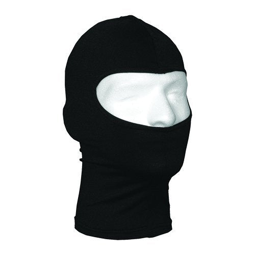 Fox Outdoor Products Balaclava With Extended Neck - Black