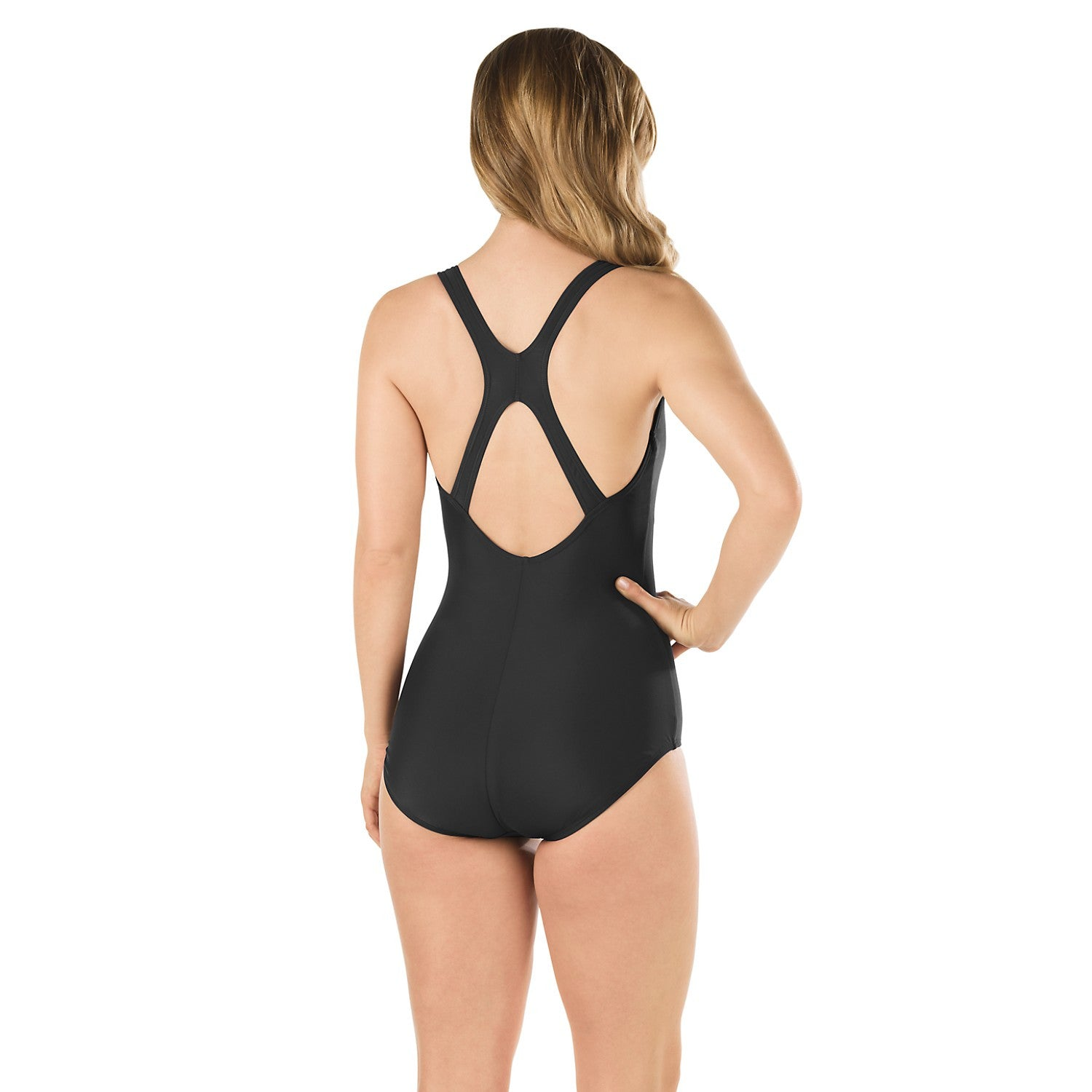 ad5a09eafeb37 Speedo Swimsuit  Moderate Ultraback - PowerFLEX – Army Navy Now