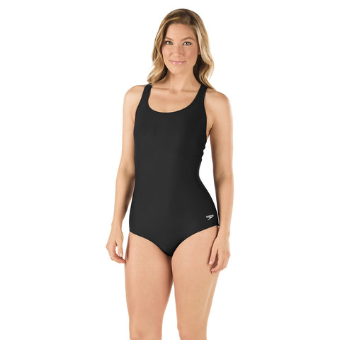 Speedo Swimsuit: Moderate Ultraback - PowerFLEX
