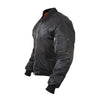 Rothco Jackets: MA-1 Flight Jacket Black