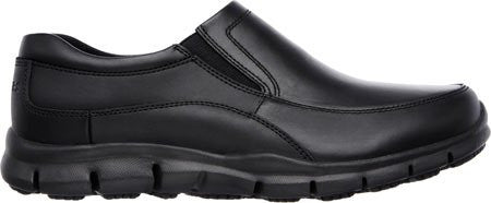 Skechers Work: Women's Sure Track Atrium - Black