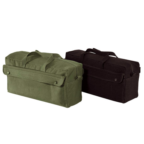 Rothco Bags: Jumbo Mechanic Tool Bag w/ Brass Zipper