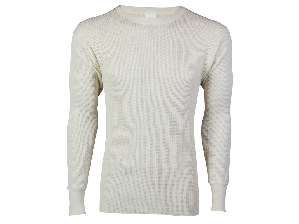 Indera: Maximum Weight Thermal Long Sleeve Shirt