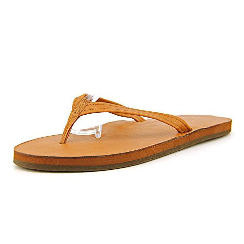 011a25be0a9d03 Rainbow Sandals Women s Narrow Strap Flip-Flops - Brown